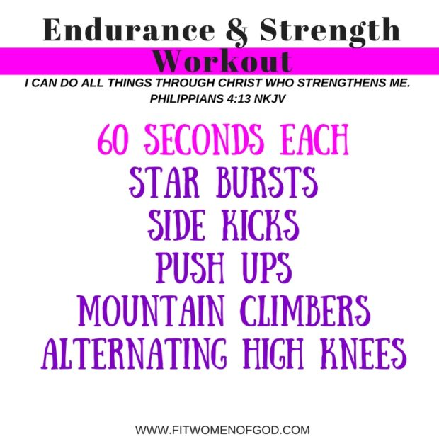 CARDIO! STRENGTH! You were built to Finish!