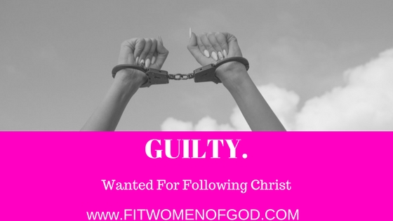 Wanted for Following Christ