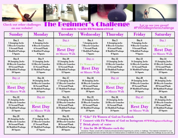 The Beginner's Challenge